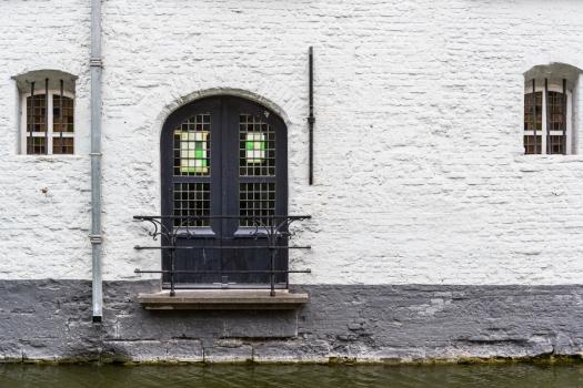 Brugge Canal 2 - Fine Art Photography - Scotland - Ewan Mathers
