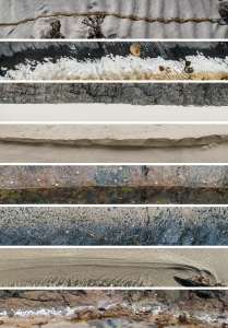 Iona Sea Lines - Compilation - Fine Art Photography - Scotland - Ewan Mathers