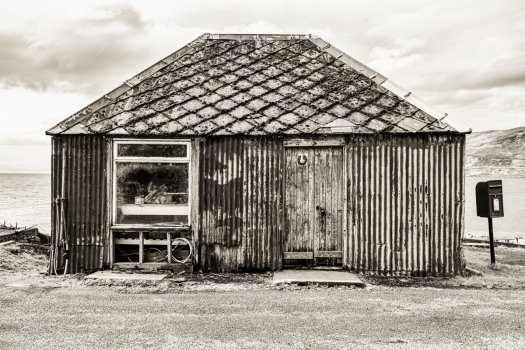 Shed 3 - Fine Art Photography - Scotland - Ewan Mathers